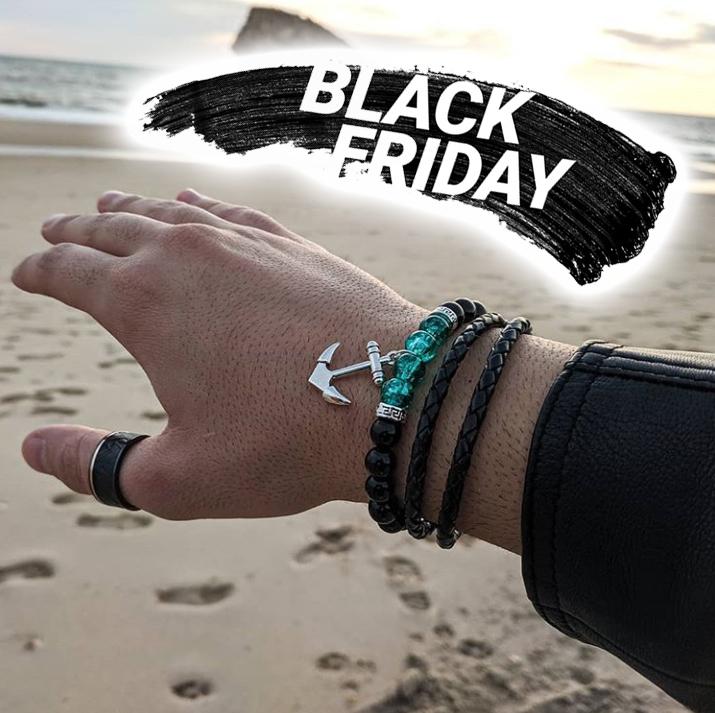 black friday en pulseras