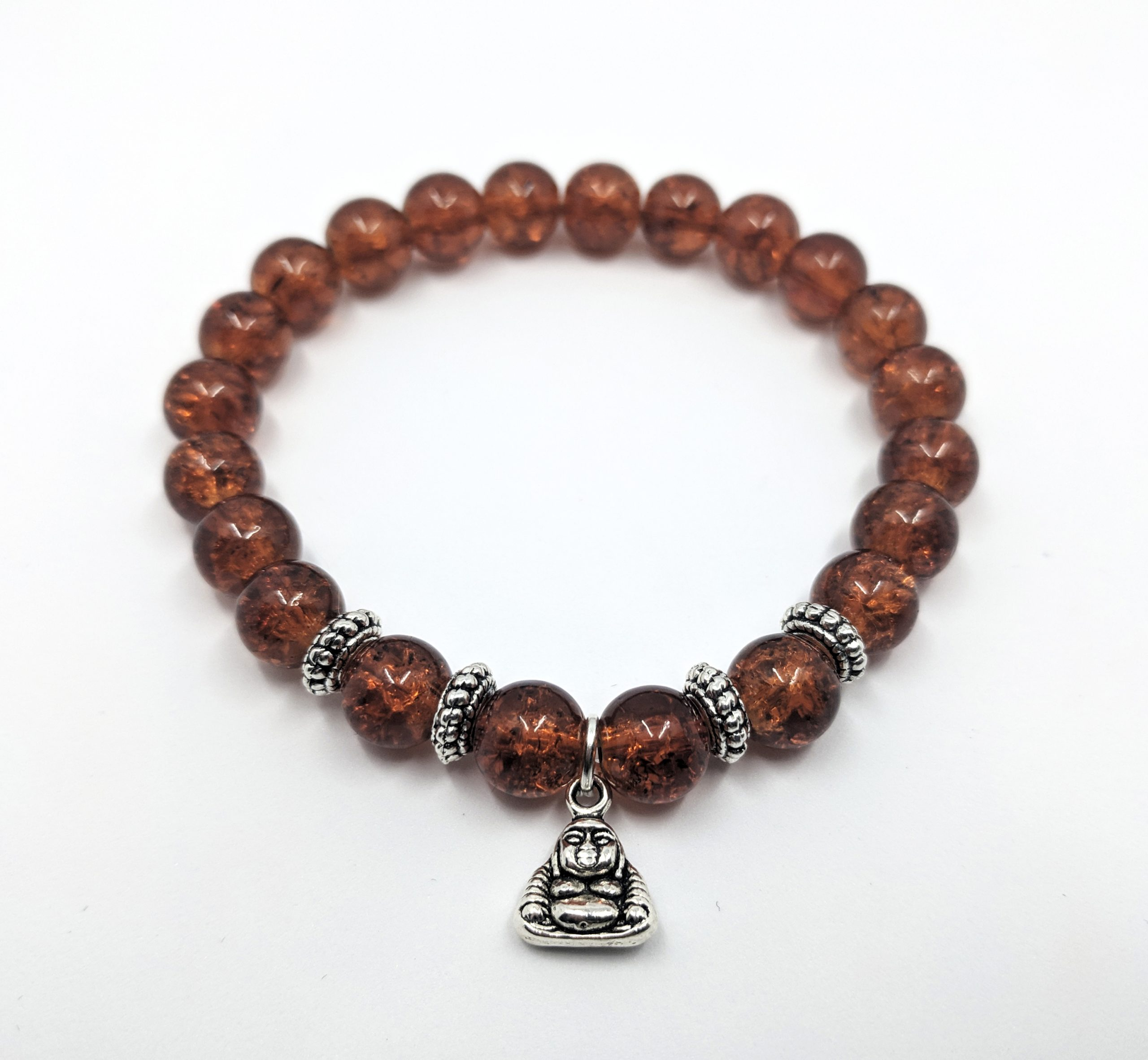 Pulsera Craquelada Buda
