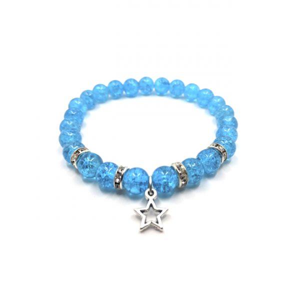 pulsera de estrella para mujer