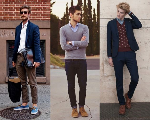 Estilo hipster con pulseras hombre