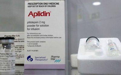 ¿Qué es el Aplidin? ANTIVIRAL CORONARIVUS
