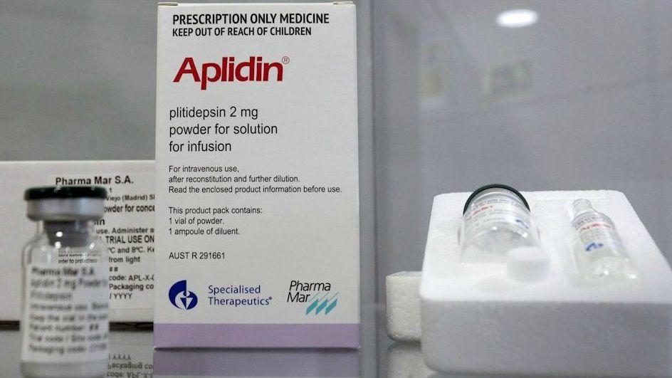 Qué es el Aplidin