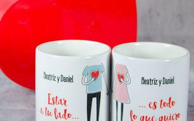 ¿Cómo personalizar una taza?